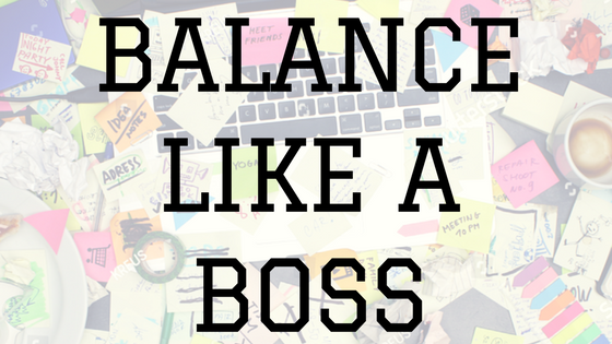 3 Steps To Balance Work And School Like A Boss Snagajob