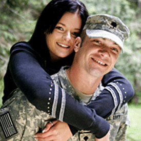 Flexible jobs for military wives