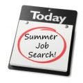 summer job search