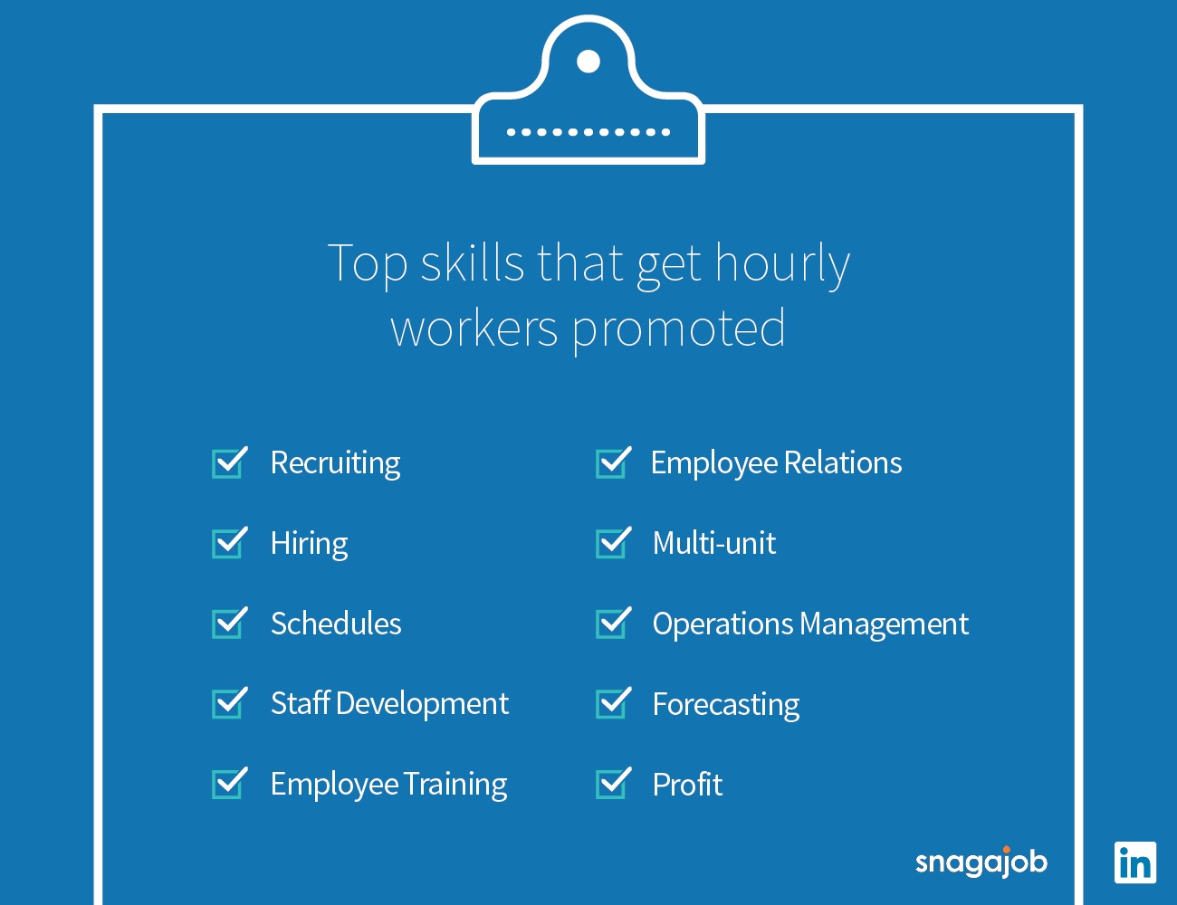 Skills for Promotion