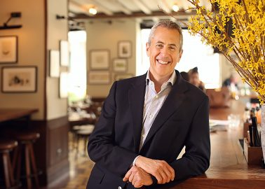 Danny Meyer Founder & CEO, Union Square Hospitality Group Headshot