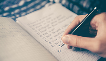 A checklist for your business