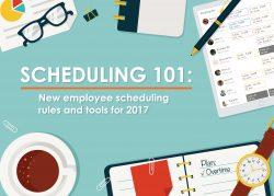 Staff scheduling webinar