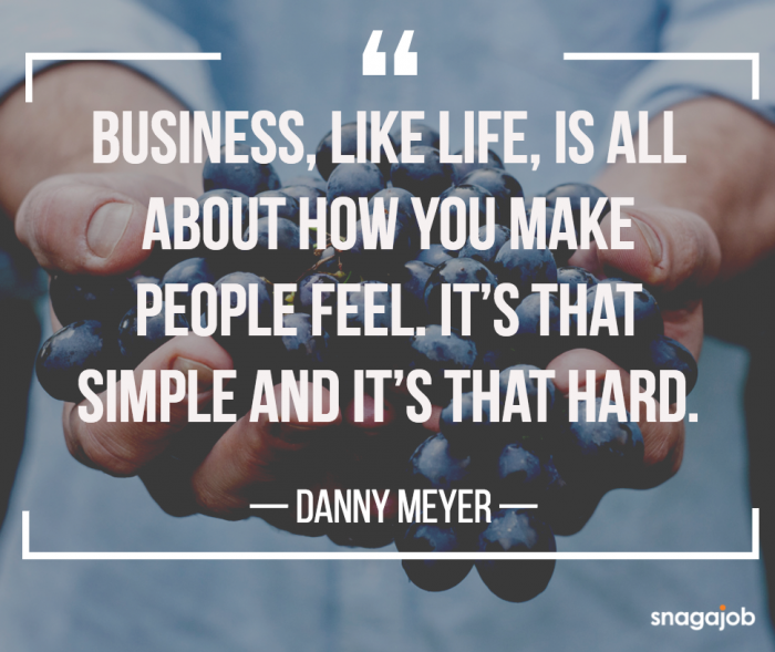 Danny Meyer Business Quote